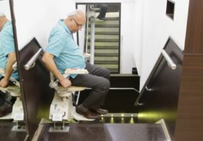 Experience Wellness. Experience STAIR CHAIR