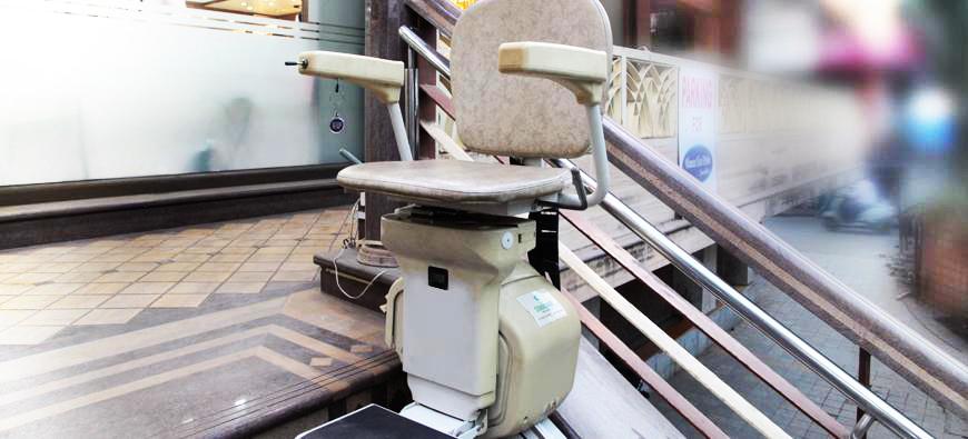 Stair Chair | Stair Lift | Mumbai